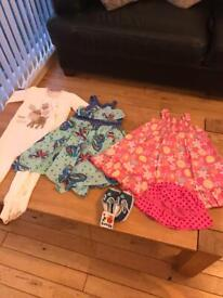Clothes bundle 9-12 month girls