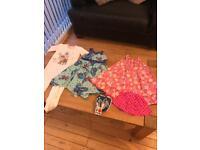 Clothes bundle 9-12 month girls