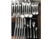 Robert Welch cutlery set half rrp slight seconds
