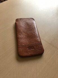 SENA iphone 6, 6S, 7 brown leather case