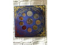 Kingdom of Thailand Coins Collection. New