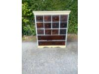 Large Solid Wooden Storage Unit