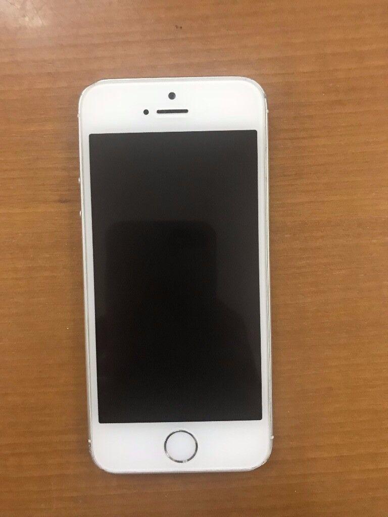 I PHONE 5 S 64 GB SILVER UNLOCKED