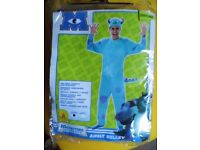 Disney Monsters University Sulley Adult costume Halloween fancy dress