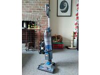 VAX cordless and bagless vacuum cleaner