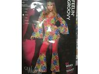 Feeling groovy dress up medium 14-16