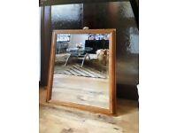 Brand new unused extra large mirror
