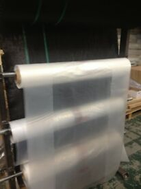 Heavy Duty Plastic Bags - 1 x Sheet Of Your Size Only £10