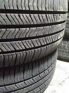 225/55R/17 Goodyear Eagle ls2 all season tires ful set ** mint** 225/55R17 ** 17 inch ** 225/55/17  BMW  3 series TLX