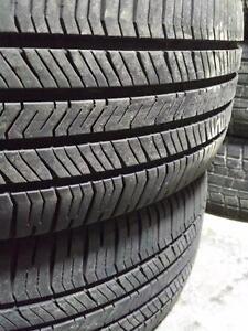 225/55R/17 Goodyear Eagle ls2 all season tires ful set ** mint** 225/55R17 ** 17 inch ** 225/55/17  BMW  3 series TLX