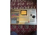 Zoom MRS1266 all in one multi track recording studio with CD burner
