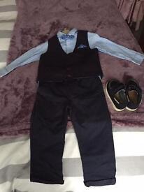 Boys next suit