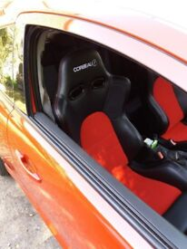 Corbeau Sports/Bucket Seats - 3 Days Old!! Must Sell... Open to Offers...!!