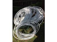 Plastic water pipe for heating/water etc