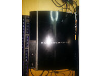 PS3 faulty 80gb HDD, PHAT model.