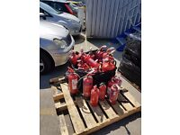 Job Lot of Fire Extinguishers