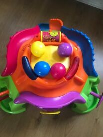 Fisher-Price ballcano musical stand up toy