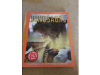 Dinosaurs hardback large book