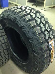 LT265/75 R16 THUNDERER MUDCLAWER TRAC GRIP R408 MUD TIRES