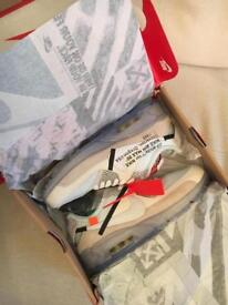 Air max Nike OFF WHITE us9.5