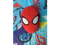 Marvel Spider-Man Oval Reversible Cushion