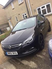 Vauxhall Astra sri 1.4 petrol