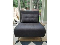 Single sofa bed in excellent condition
