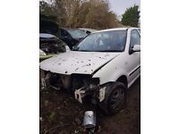 1999 VW POLO 1.0 PETROL BREAKING FOR PARTS