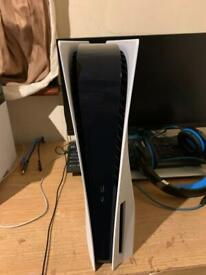 PS5 Mint Condition with Box