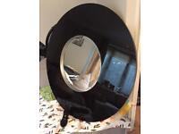 Designer black mirror