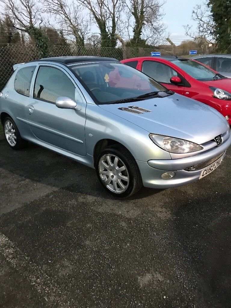 peugeot 206 hdi 2 0 in haverfordwest pembrokeshire gumtree. Black Bedroom Furniture Sets. Home Design Ideas