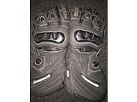 Spada enforcer WP waterproof insulated glove LARGE NEW UNDAMAGED