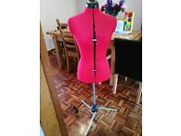 Dressmakers mannequin adjustable
