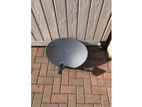 Sky mini dish used not longer req perfect working condition