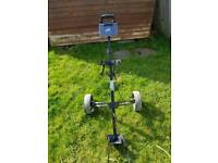 Power kaddy golf trolley