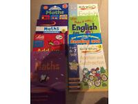 Educational maths and English books