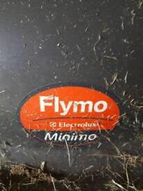 Flymo Minimo Hover mower