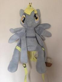 MY LITTLE PONY DERPY BACKPACK