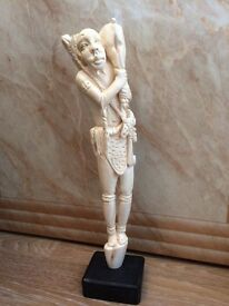 "African Ivory Art ""bargain"""