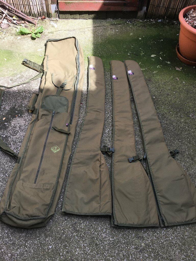 Cotswold Aquarius - 1 x Holdall and 3 x Rod Sleeves