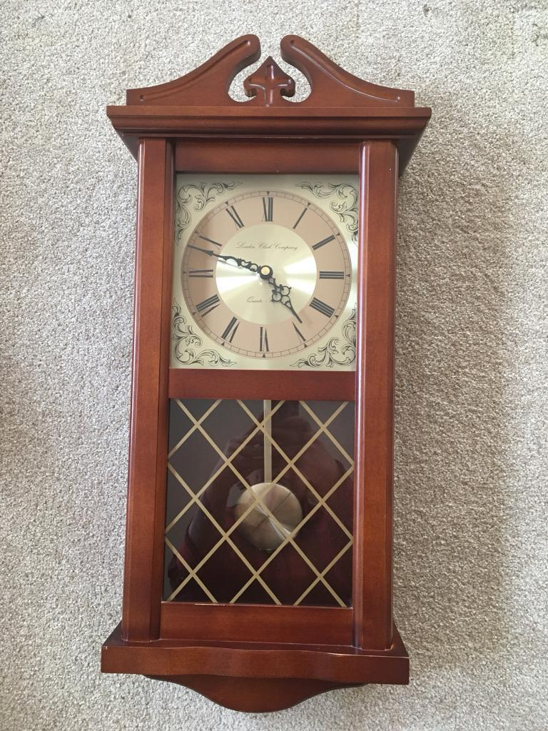 2051532d4455 Pendulum Wall Clock. Blairgowrie