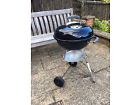 Weber 47cm Kettle BBQ- never been used