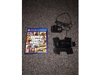 PS4 - GTA 5 and PS4 Charging Dock