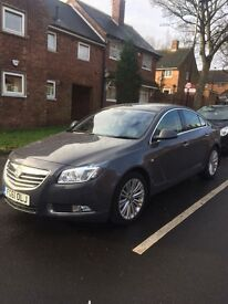 Vauxhall insignia top spec elite