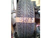 195-60-15 Dunlop Sp Sport 300E 88H 6mm Part Worn Tyre