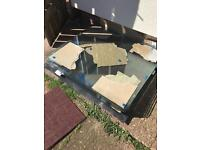 10mm Toughened Glass Pannels