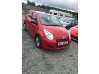 2011 Suzuki alto 1.0 5 door Mot June £20 road tax £1760 ono