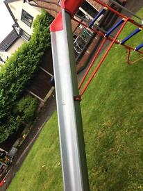 Kettler red toddlers/childrens slide