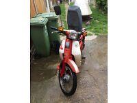 Moped Honda c90