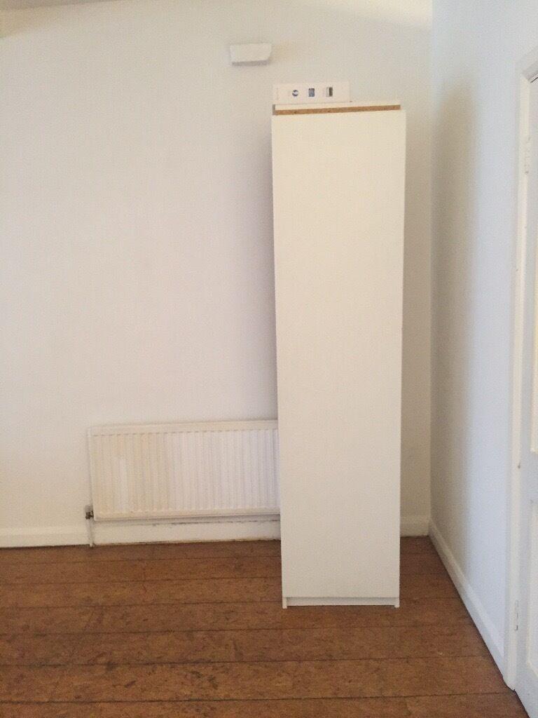Ikea Pax Wardrobe White